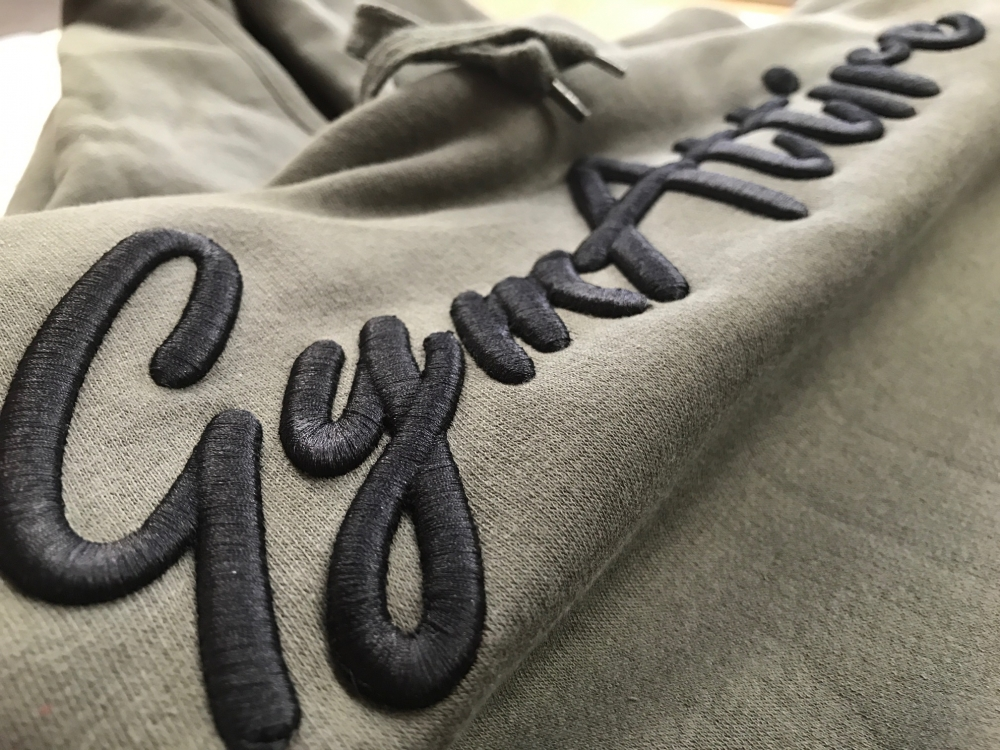 3d Embroidery Screen Printing And T Shirt Printing