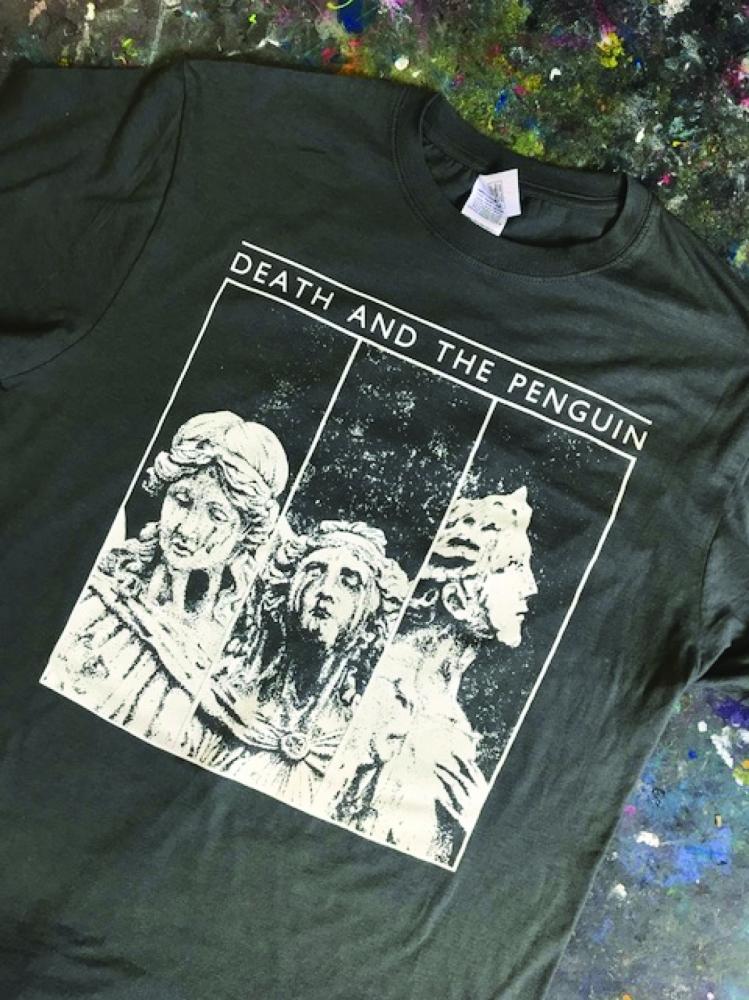 Single colour screen print onto steadman organic shirts for Single shirt screen printing