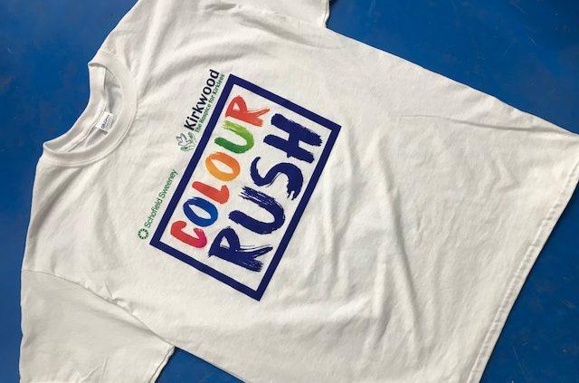 Charity T Shirt Printing