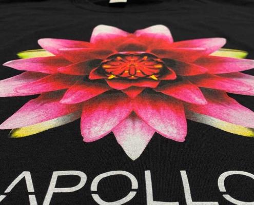screen printed t shirt